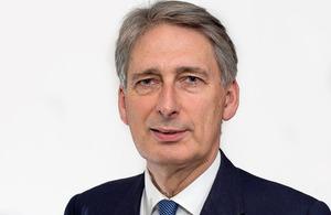UK Defence Secretary Philip Hammond