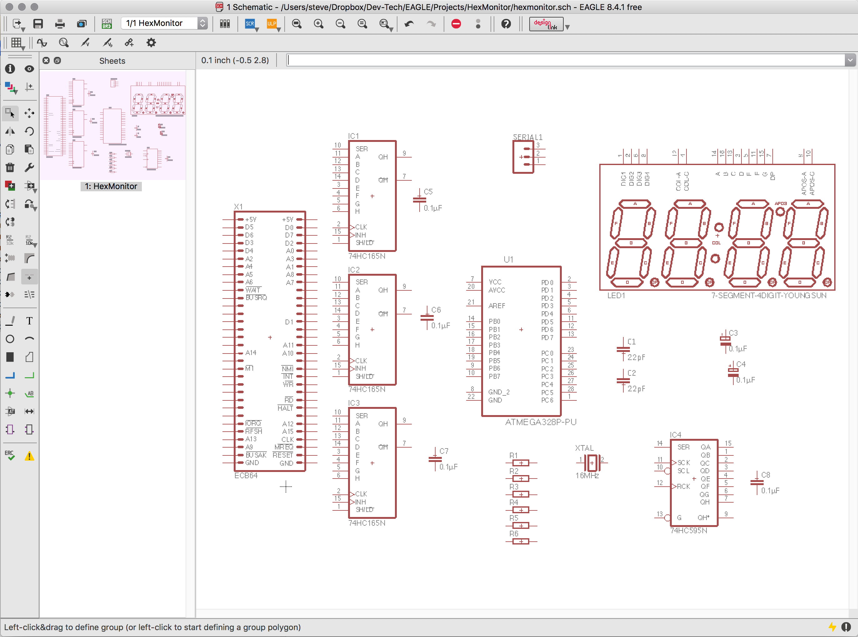 Comfortable Pcb Design Eagle Contemporary - Wiring Diagram Ideas ...