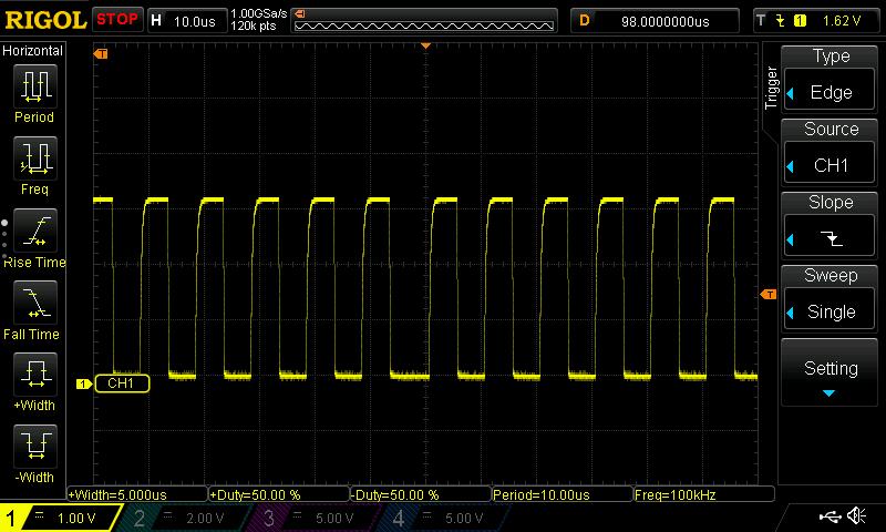 AVR basics: using the I2C bus #1 – bit rate – Machina