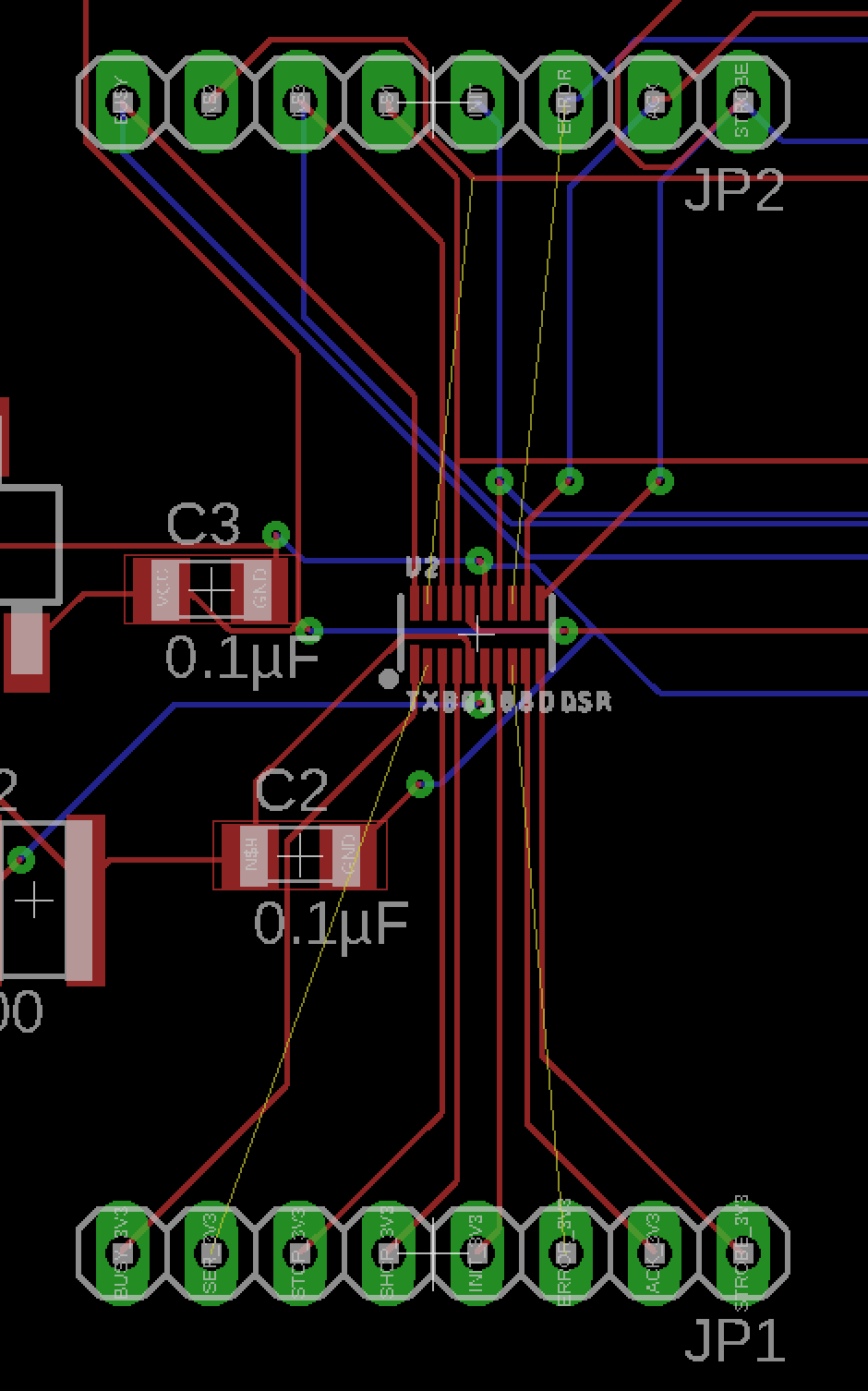PCB design: laying out the board with Eagle – Machina Speculatrix