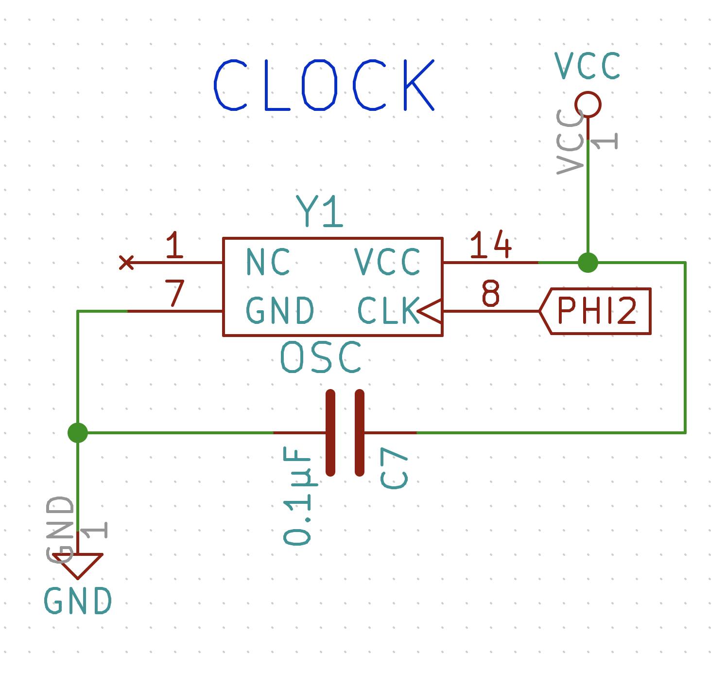 Zolatron 6502 homebrew computer – clocking in – Machina