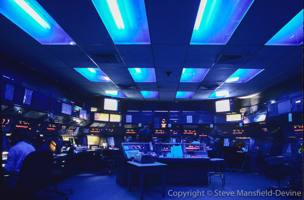 Air Traffic Control (ATC) centre