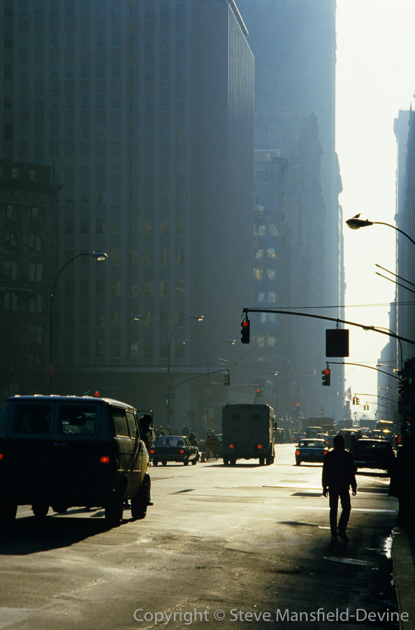 7th Ave, Manhatten, New York City, NY, USA