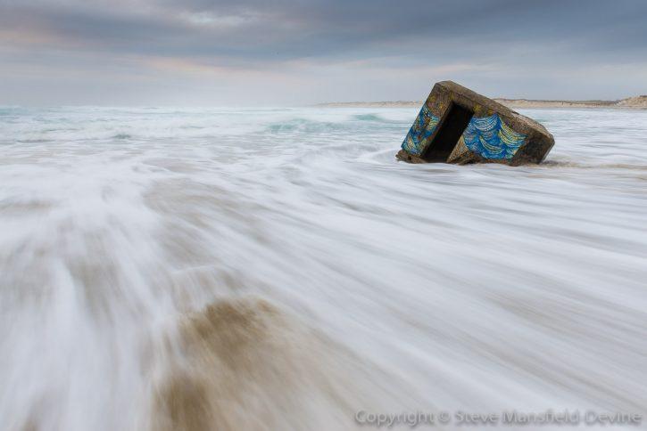 Plage de Tronoan, Finistère, Brittany, France